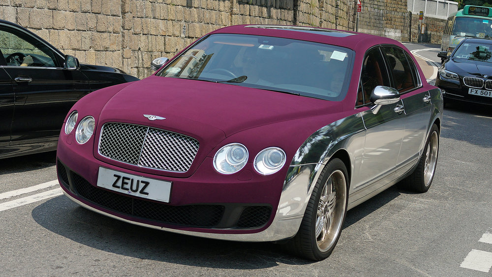 Bentley Flying Spur - ZEUZ