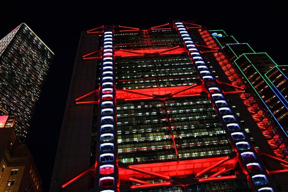 HSBC at night.JPG