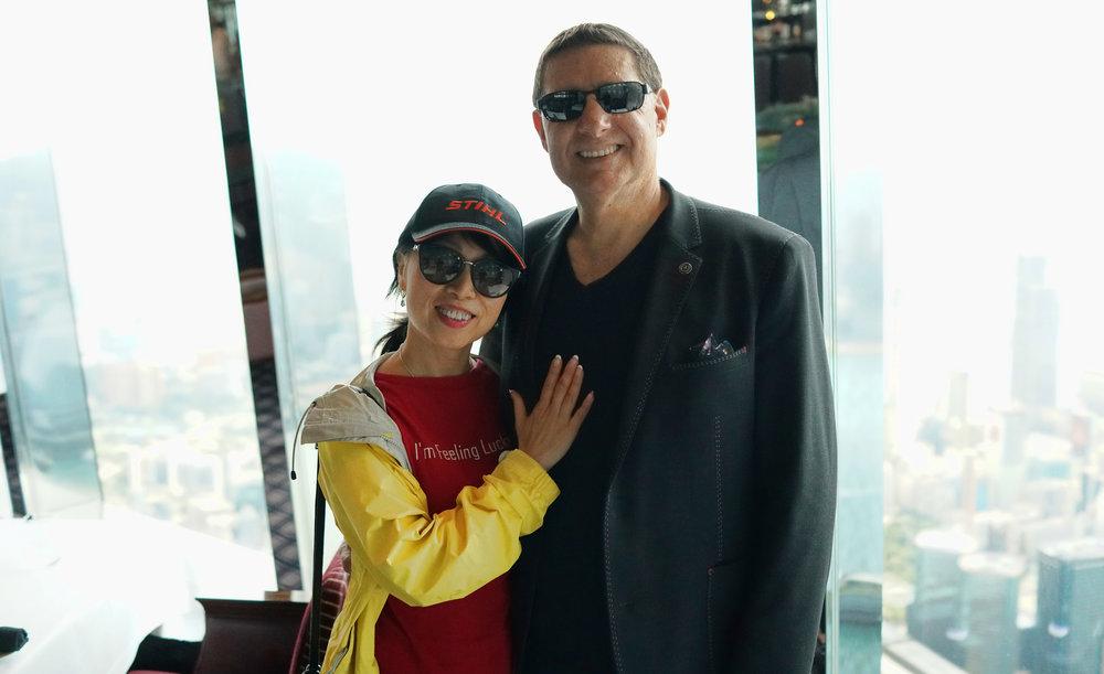 Lee + Jane, The Ritz Carlton Hotel 29.11.17.JPG
