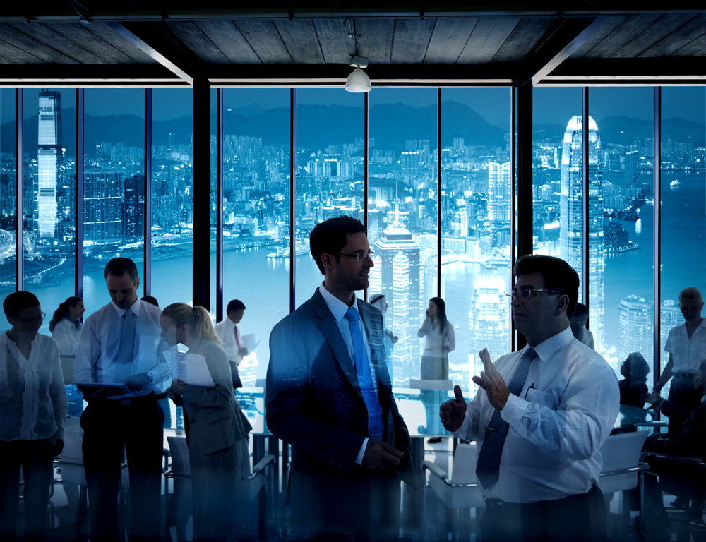 When those meetings drag on into the night - book a premium private tour for the next day -