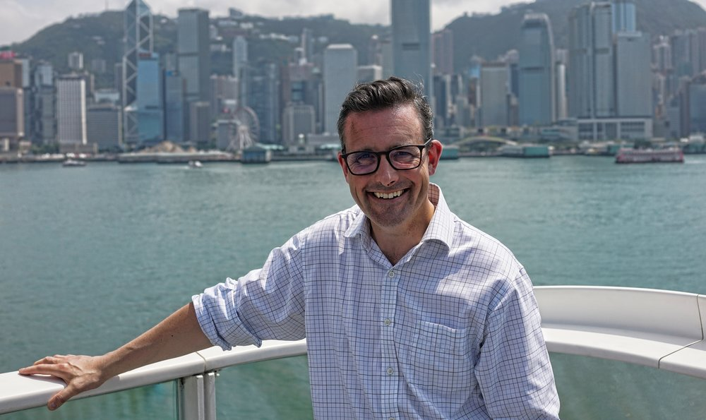 Book today with Jamie, your host, for your unique Business Persons Tour in Hong Kong -