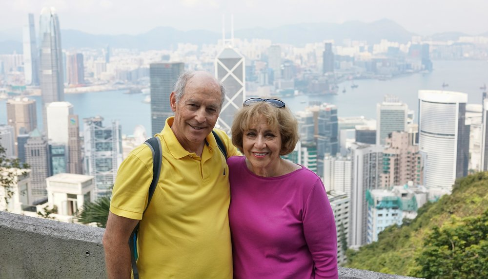 Book today with Jamie, for your unique Jewish Heritage Tour of Hong Kong. -