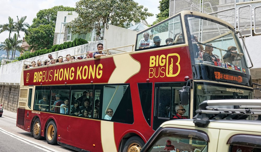 People use the Big Bus Company to get a quick overview of Hong Kong | my 3 hour Mini - Tour is a lot more intensive, educational and local. -