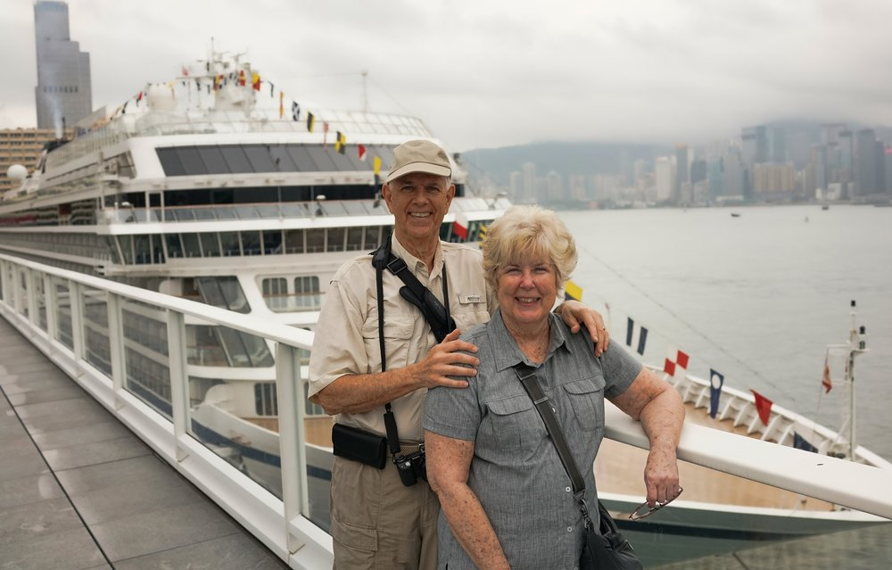 Book today with Jamie, your host, for your unique Premium Private Hong Kong Shore Excursion Tour -