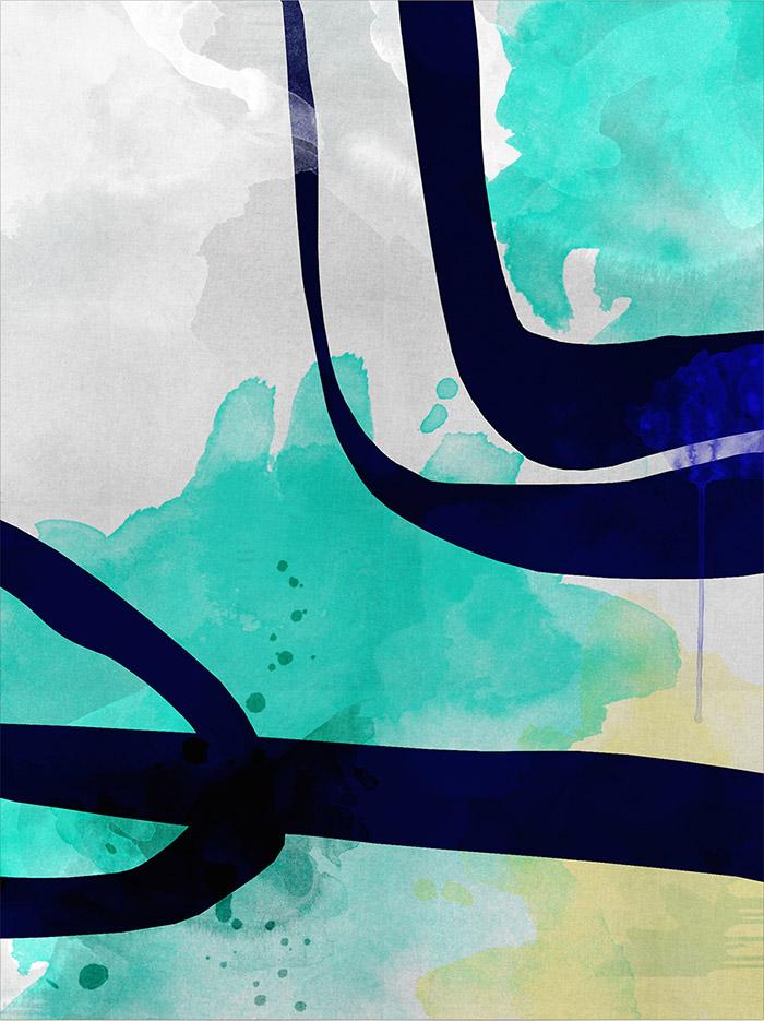Arterial, 2014 Pigment print on archival 100% cotton rag 76cm x 101cm  Ed. 1/10 100cm x 133cm  Ed. 1/7 160cm x 120cm  Ed. 1/3