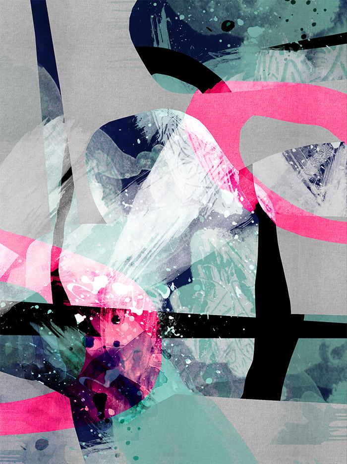 Crevasse, 2014 Pigment print on archival 100% cotton rag 76cm x 101cm  Ed. 1/10 100cm x 133cm  Ed. 1/7 160cm x 120cm  Ed. 1/3