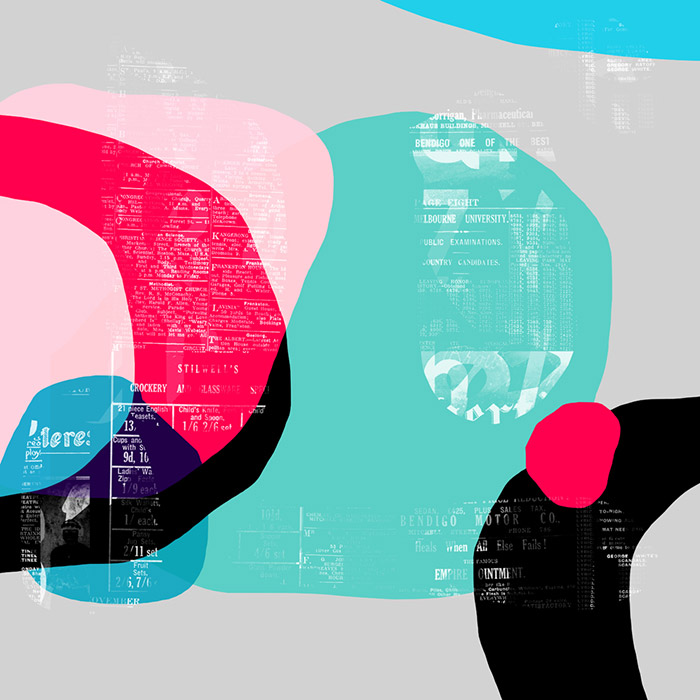 Peninsular ,  2013   Pigment print on archival rag  100cm x 100cm / Edition of 7 / C12-100 50cm x 50cm / Edition of 30 C12-50