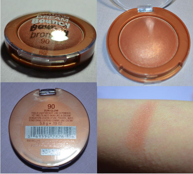 bouncy bronzer