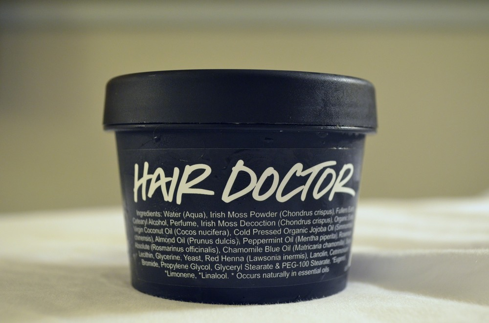 lush hair doctor ingredients
