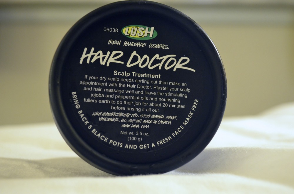 lush hair doctor review