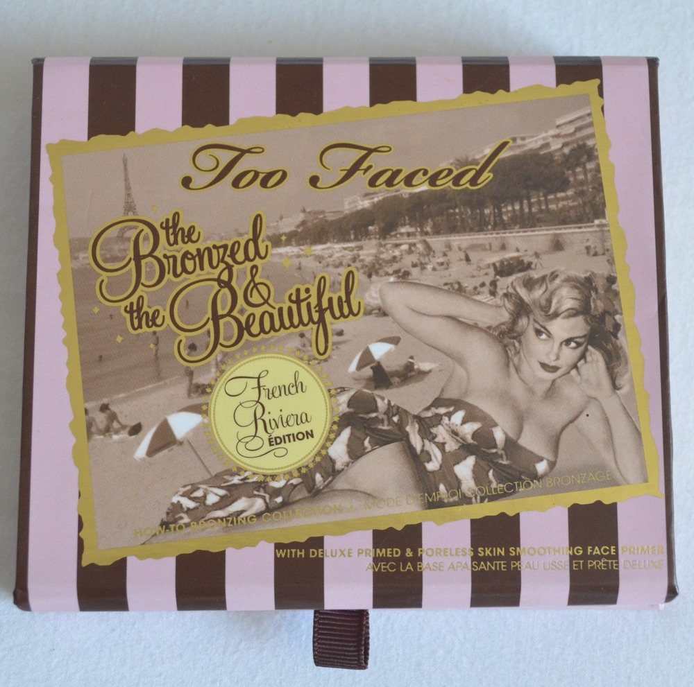 too faced bronzer kit review
