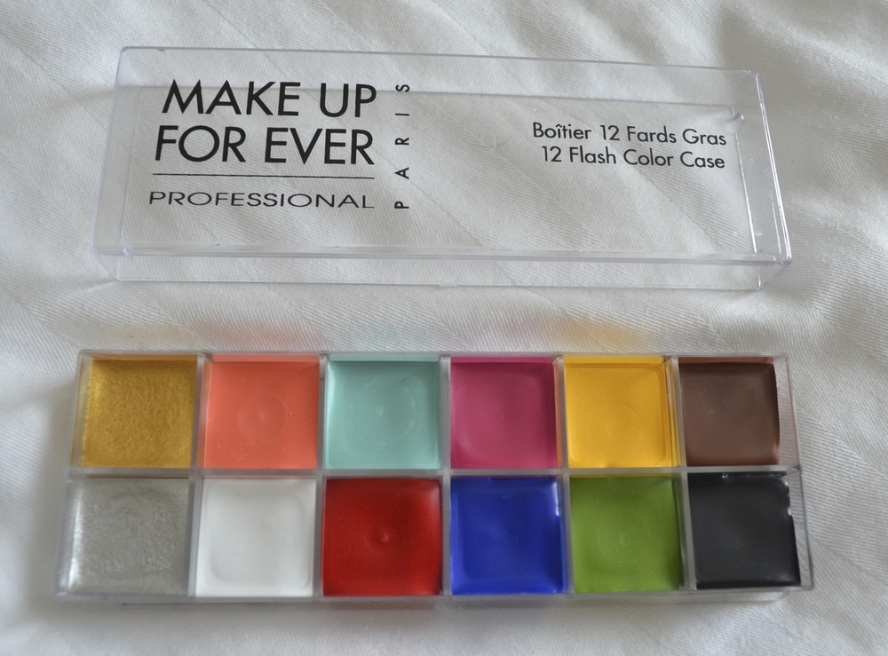 mufe flash palette review