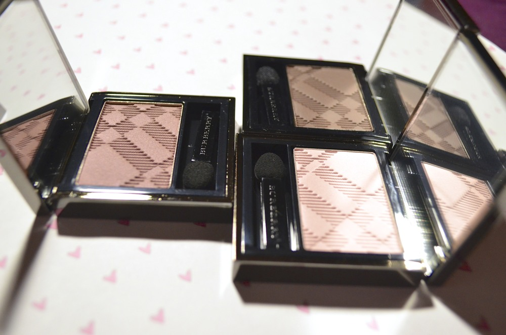 burberry eyeshadows