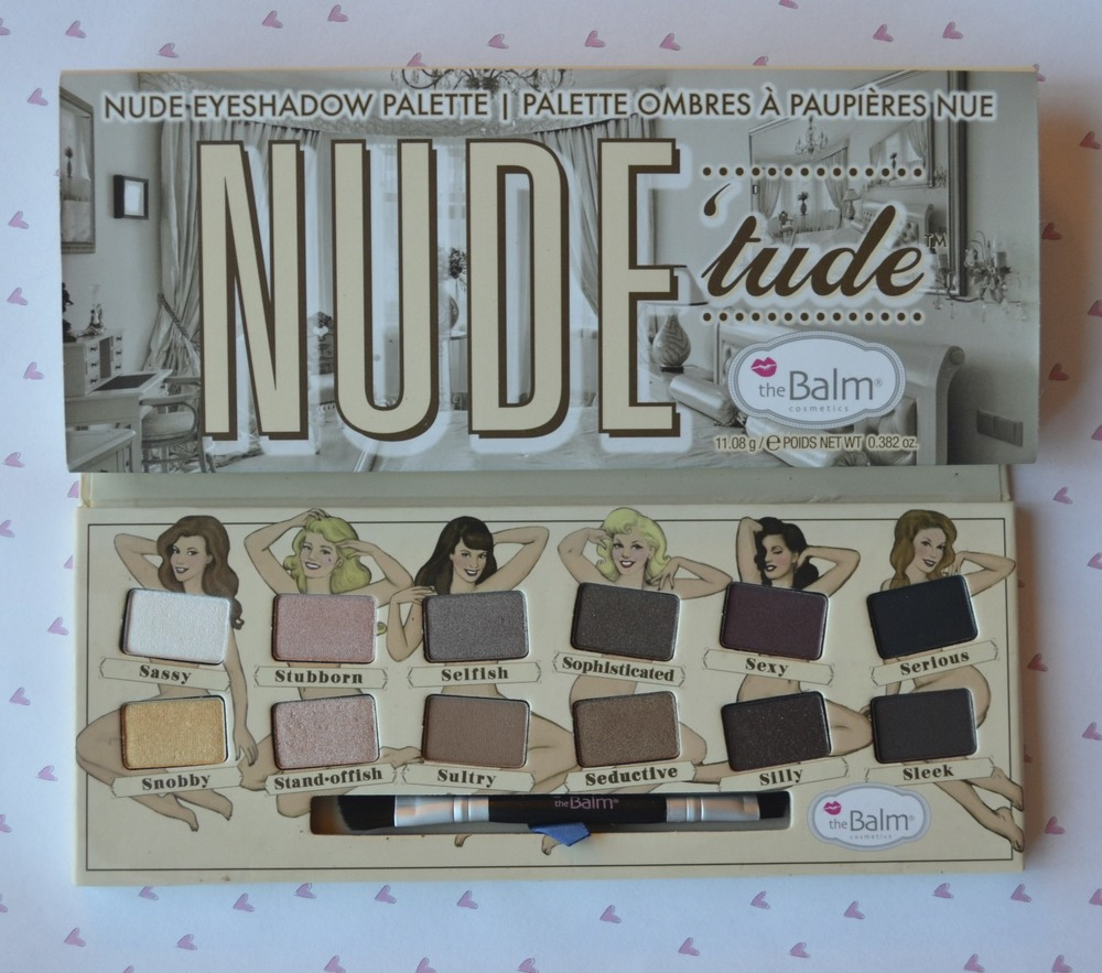 thebalm nude 'tude review