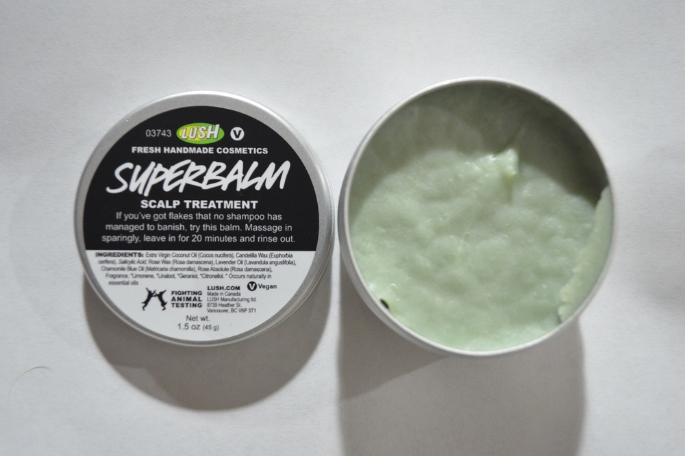 lush superbalm review