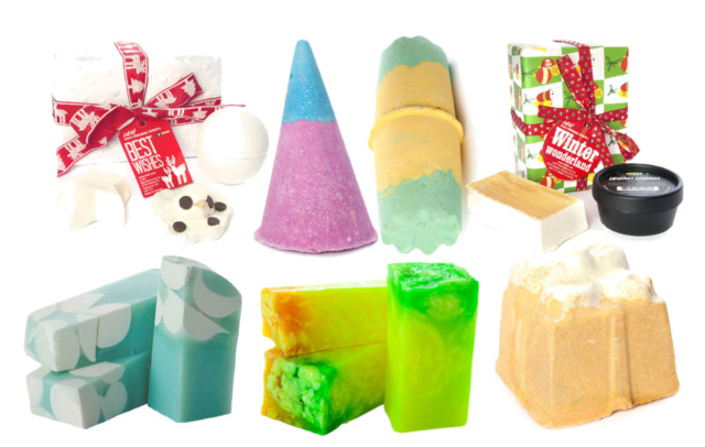 lush holiday wishlist