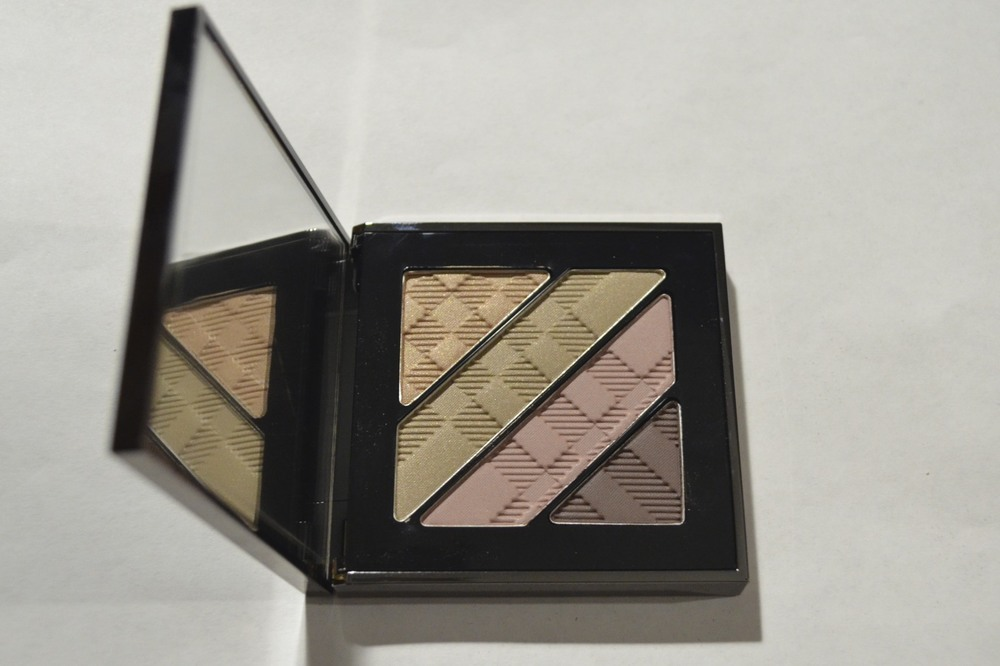burberry complete eye palette in pink taupe review