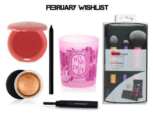 feb wishlist
