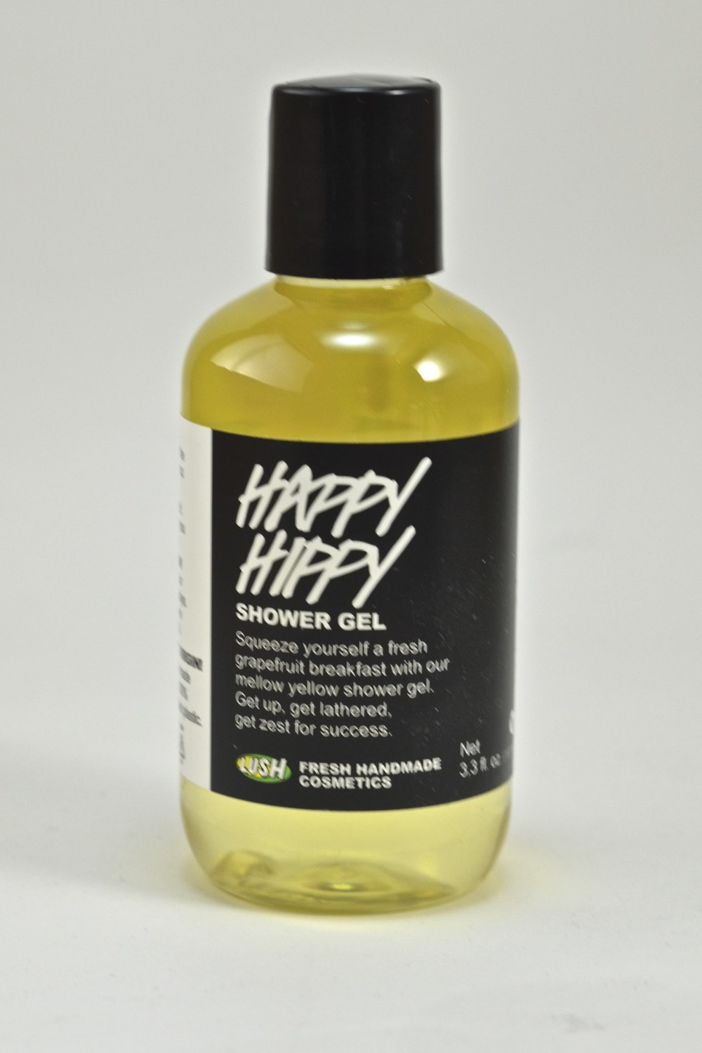 lush happy hippy shower gel review