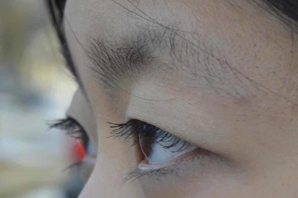 Fairydrops Scandal Queen Mascara on Asian lashes, Fairydrops mascara review