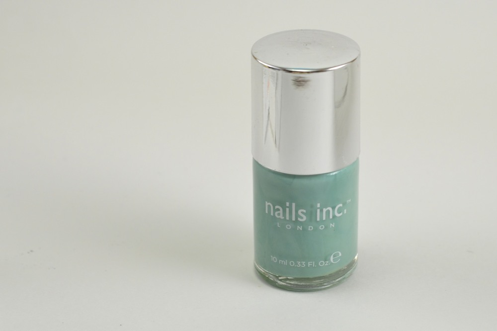 nails inc haymarket review