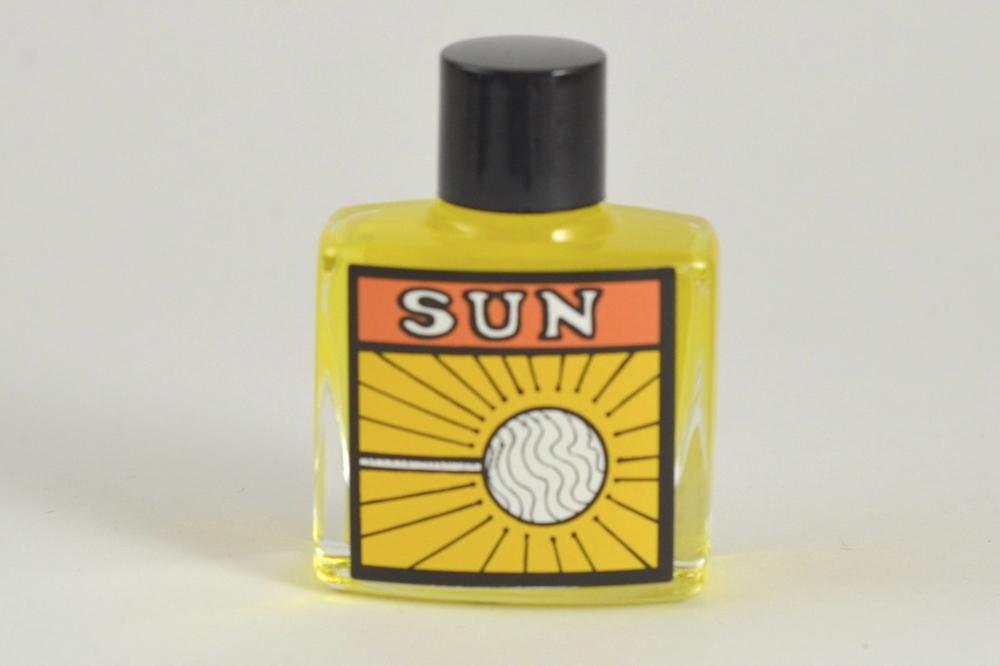 Lush Sun Perfume review