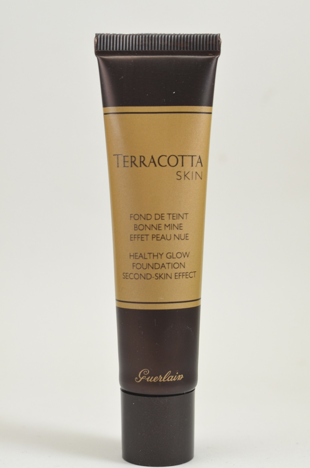 guerlain terracotta skin healthy glow foundation review