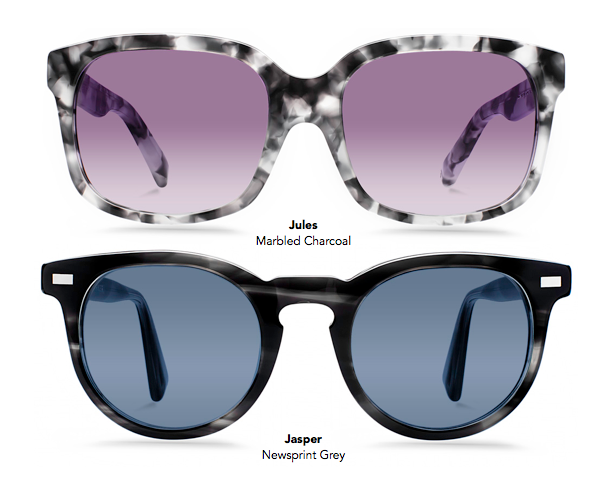 warby parker ocean avenue sunglasses