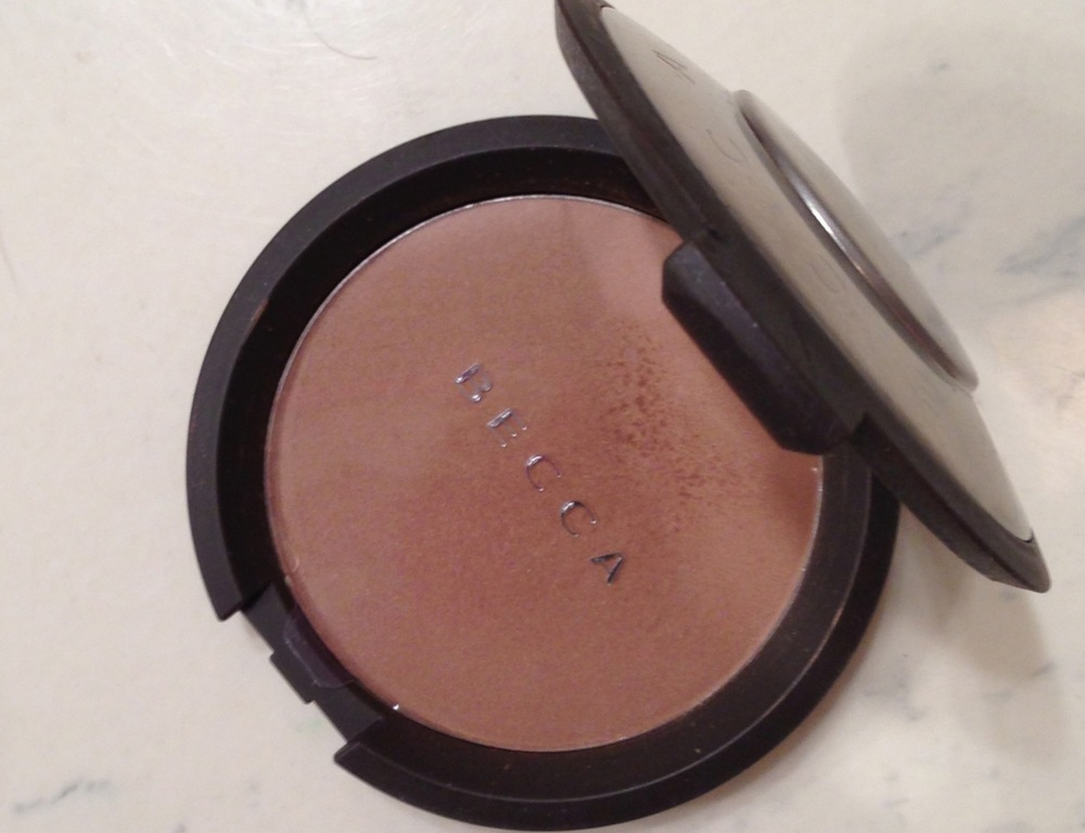 becca mineral bronzer duende review