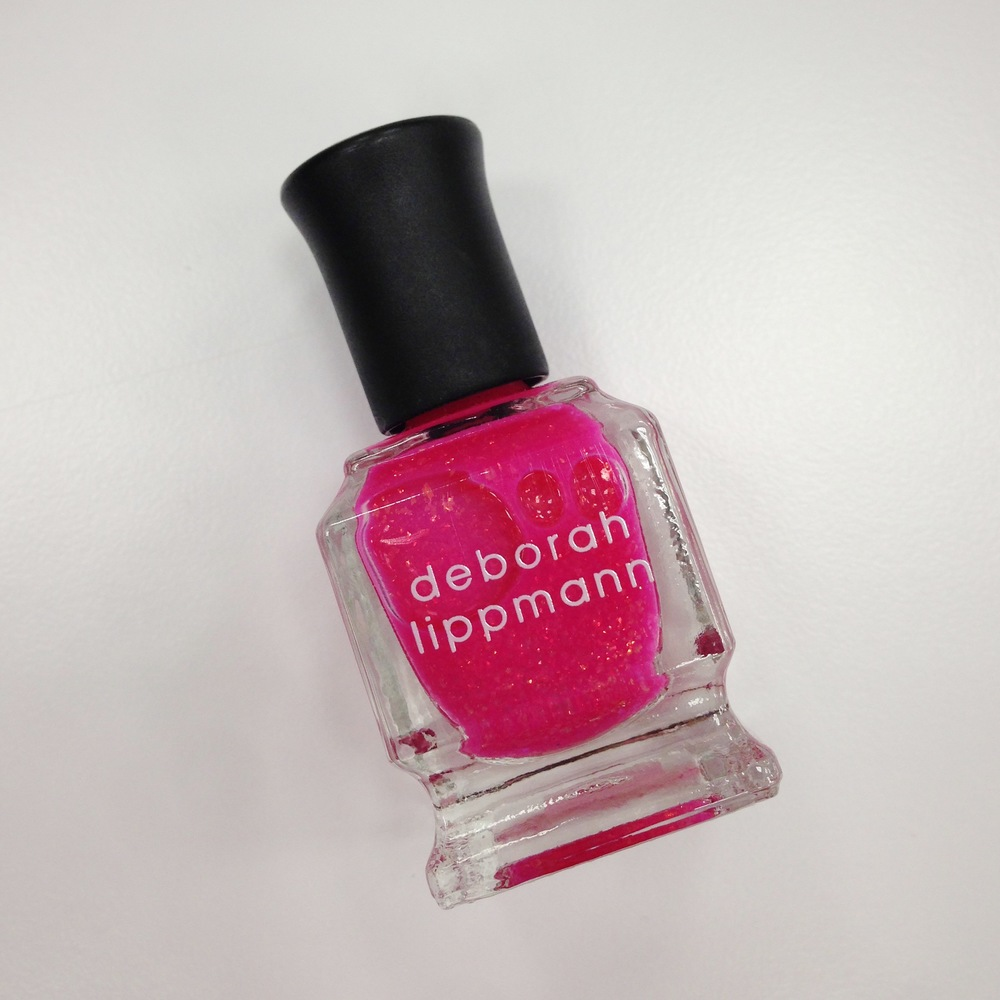 deborah lippmann sweet dreams review, deborah lippmann nail polish review