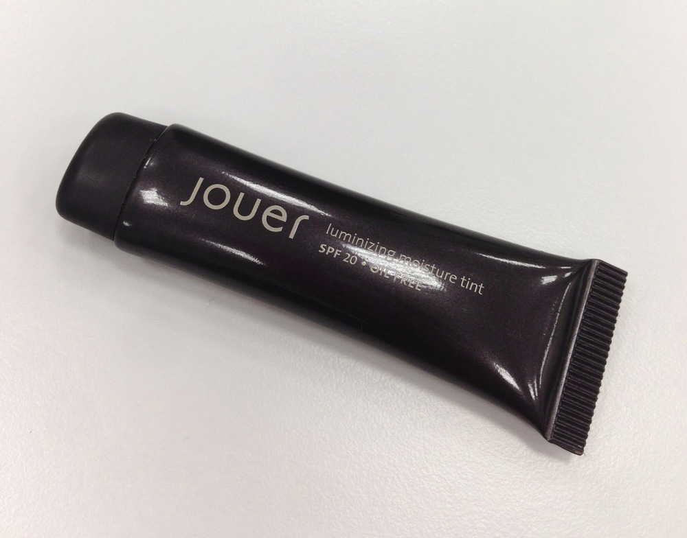 jouer luminizing moisture tint glow review