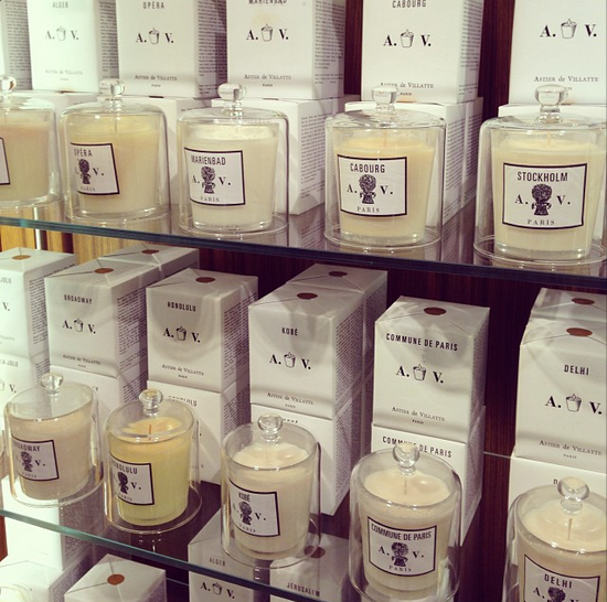 astier de villatte candles