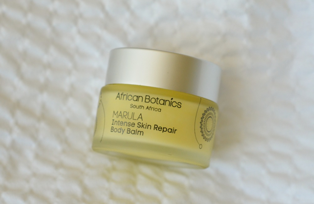 african botanics marula intense skin repair body balm review