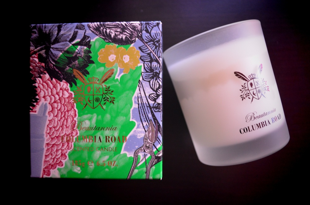 beautannia columbia road candle review