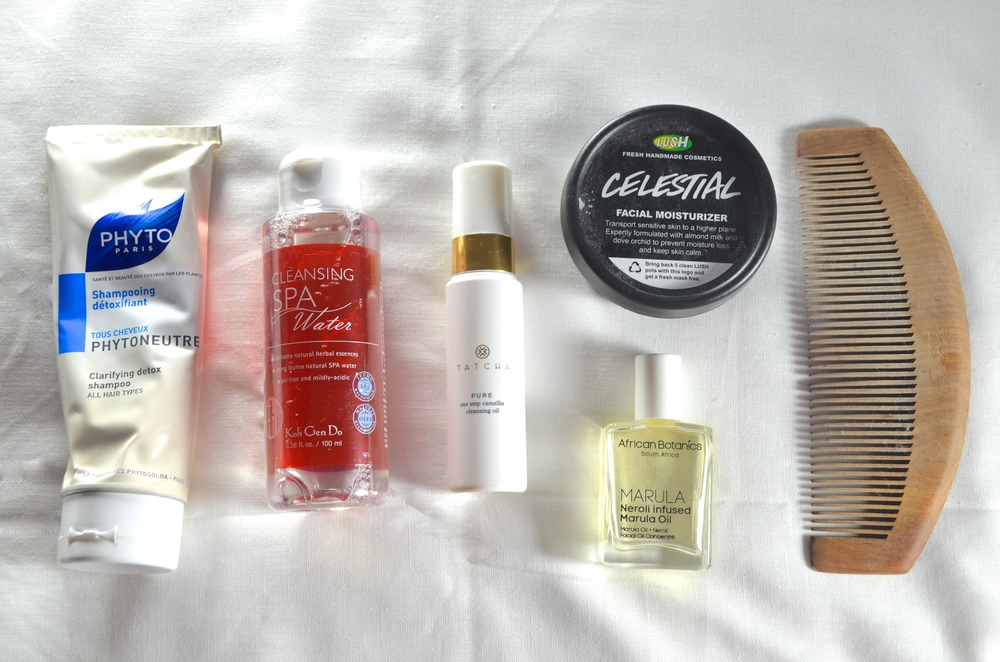 overnight beauty bag