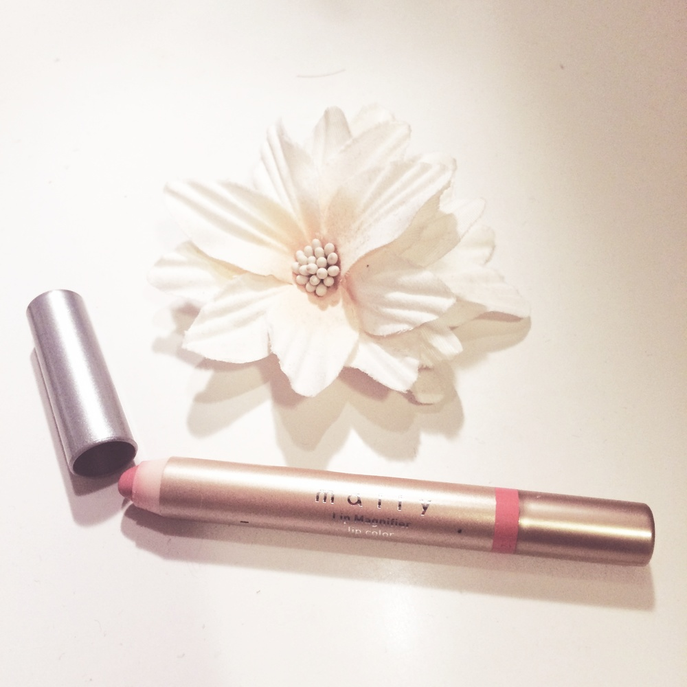 Mally Beauty Lip Magnifier in Pink Petal