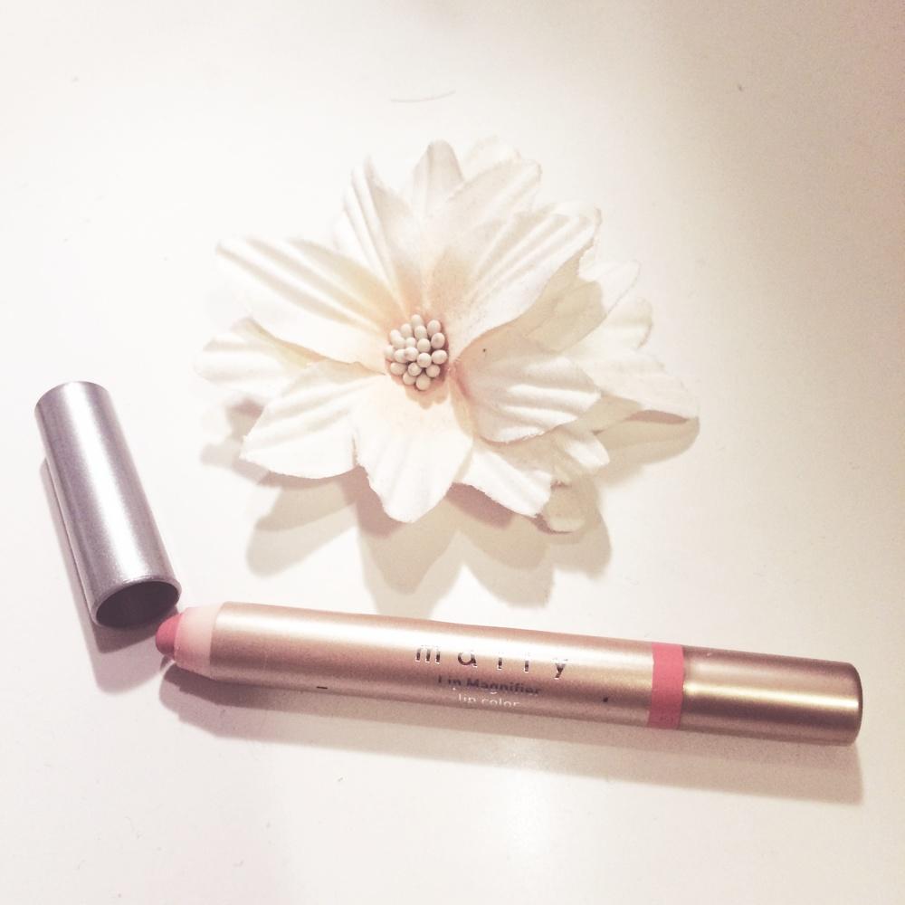 Mally Beauty Lip Magnifier in Pink Petal