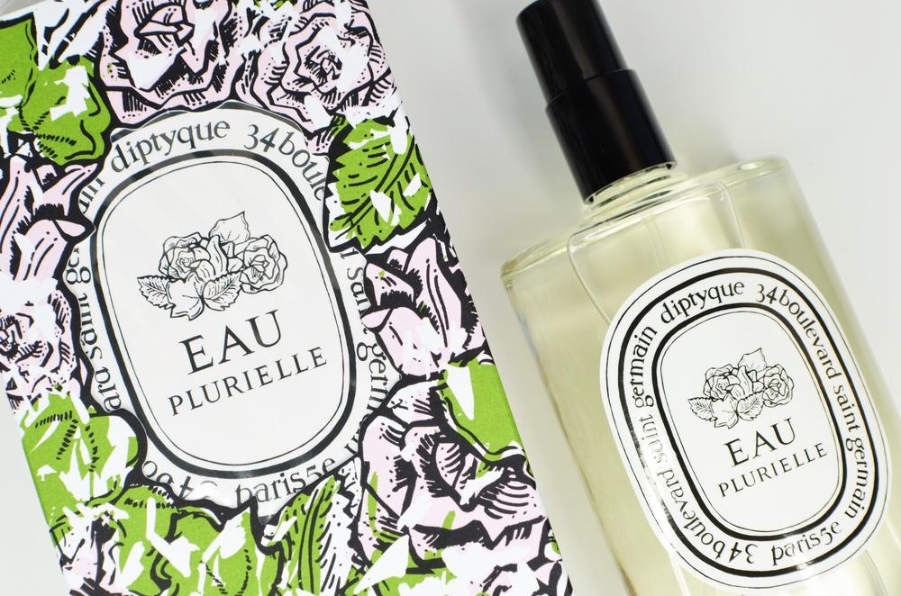 Diptyque Eau Plurielle Review, Diptyque Rosafolia 2015