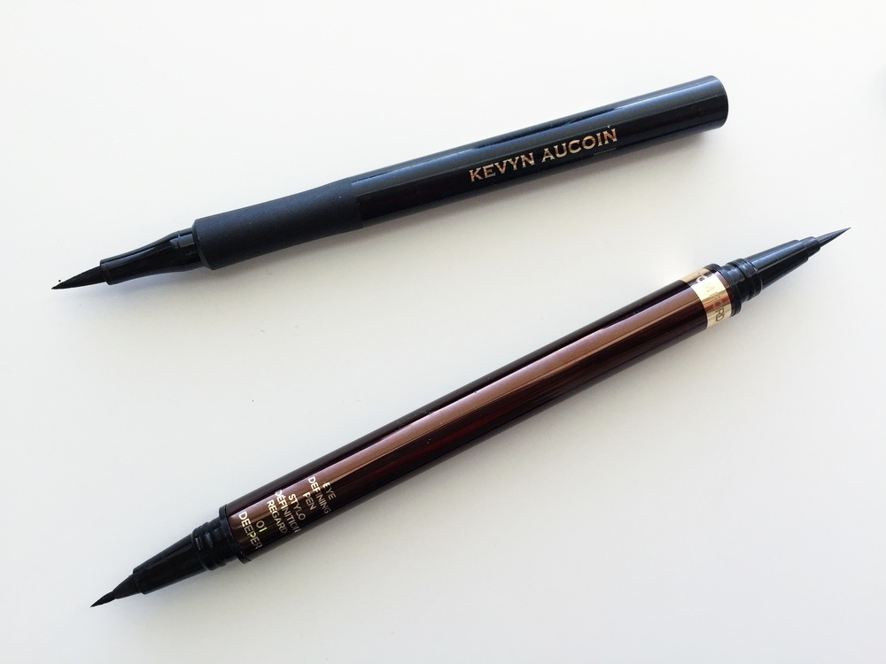 Kevyn Aucoin The Precision Liquid Liner, Tom Ford Eye Defining Pen