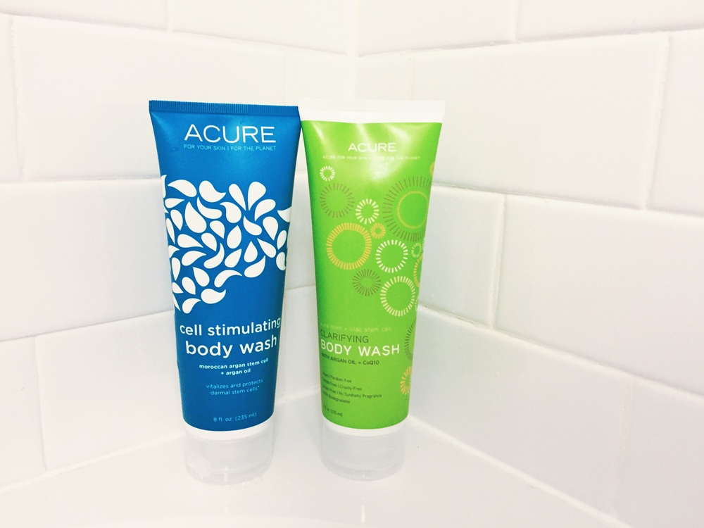 ACURE Organics Cell Stimulating Body Wash, Clarifying Body Wash