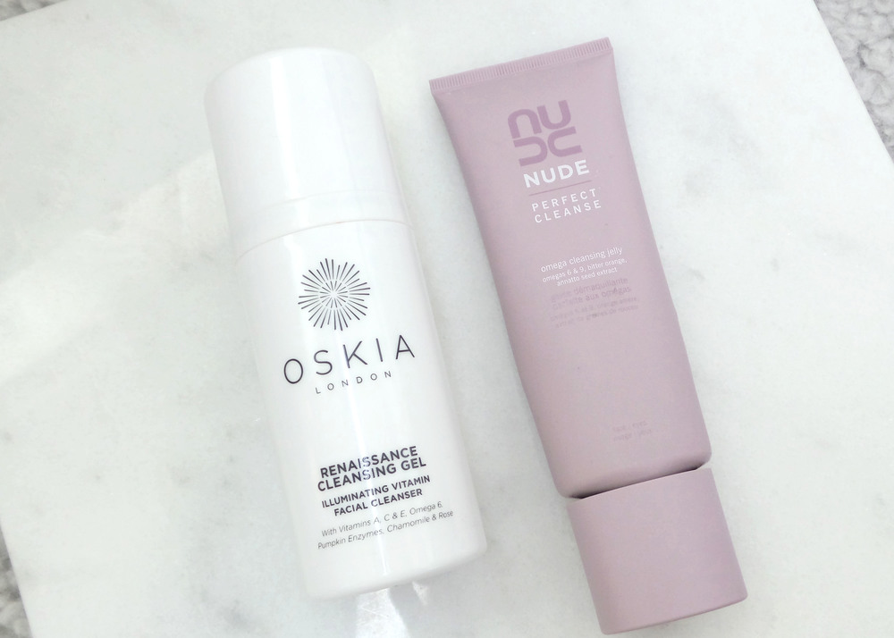 Oskia Renaissance Cleansing Gel, Nude Skincare Omega Cleansing Jelly