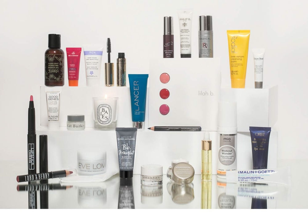 Space NK Spring 2016 GWP