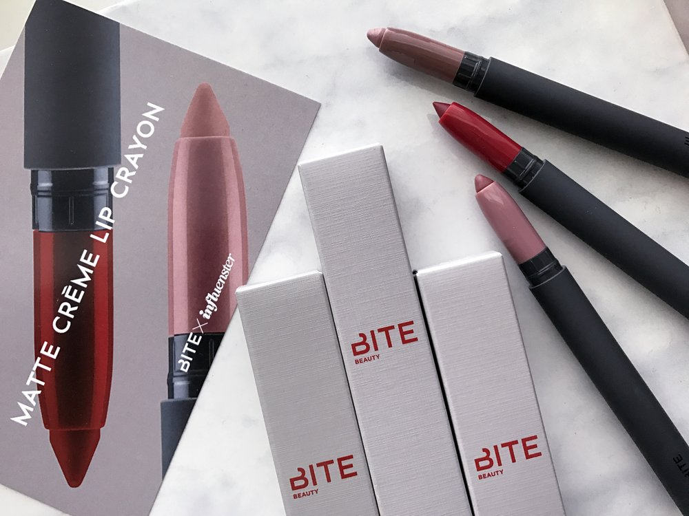 Bite Beauty Matte Creme Lip Crayon Review