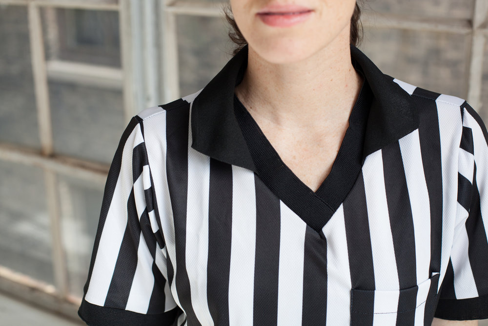 Officia Jerseys - The most comfortable officials jersey ever made! Several styles to chose from!