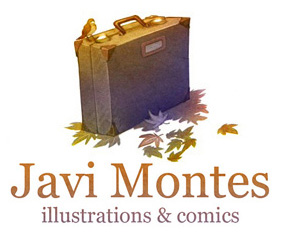 Javi Montes - illustrations & comics