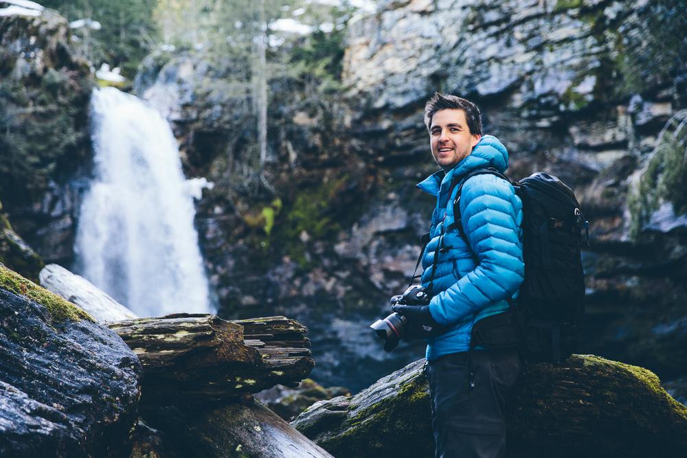 Steve Seeley, Revelstoke BC
