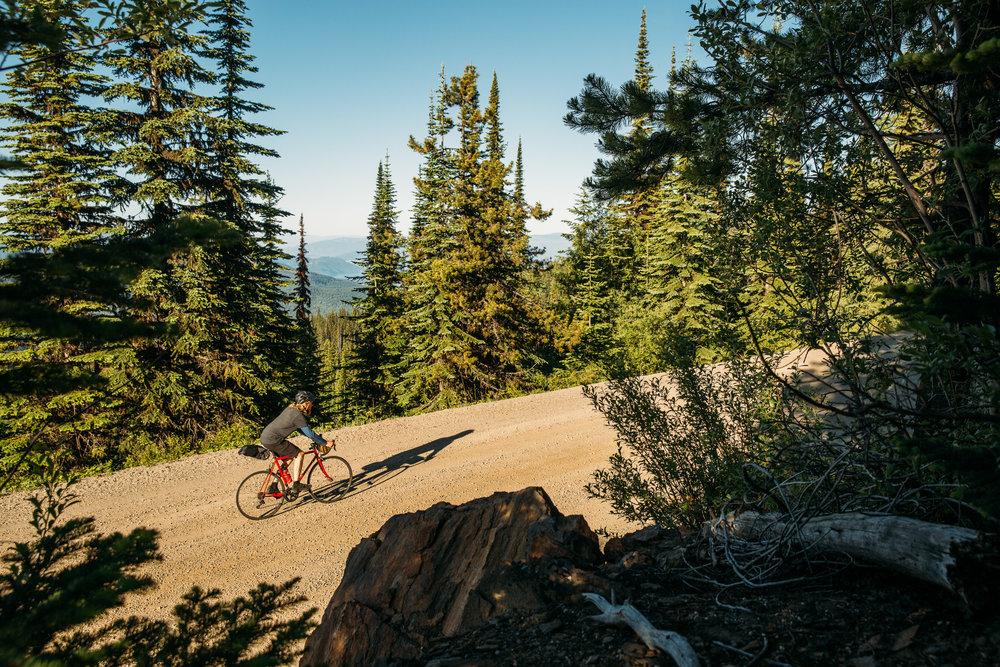 Ben Byers Silver Star Mountain, Vernon BC