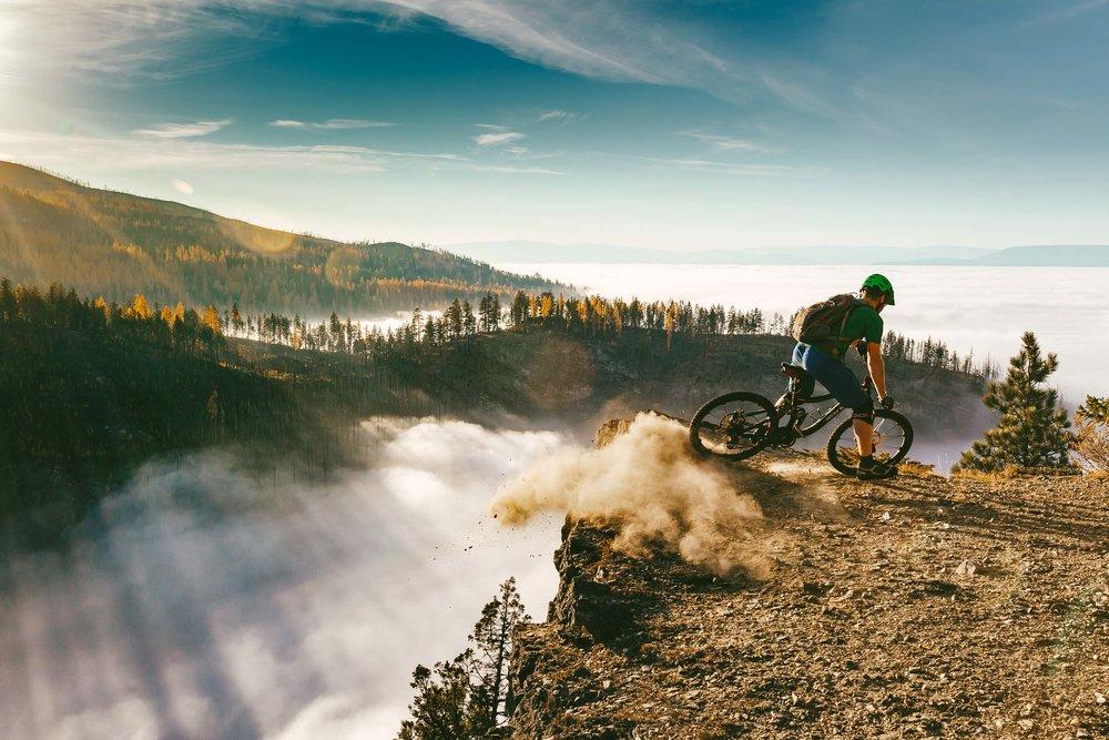 Jason Martin, Myra-Bellevue Provincial Park, Kelowna BC
