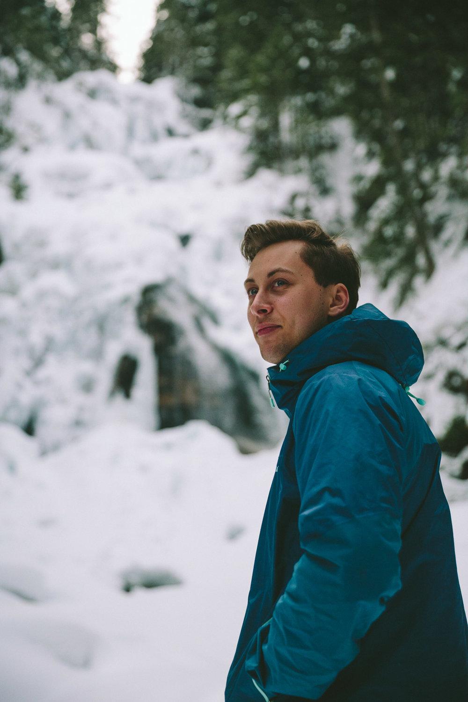 Ben Schleith - Revelstoke, BC