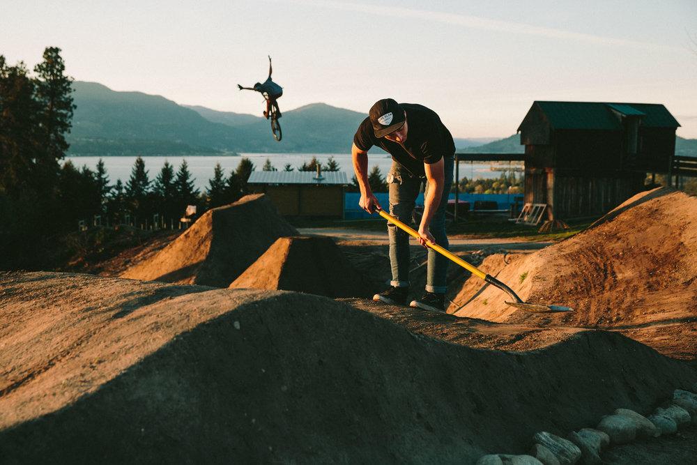 Brett Rheeder, Ben Schleith / Location: Kelowna, BC